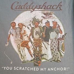 Comdedy Classic Caddy Shack Mens T-Shirt